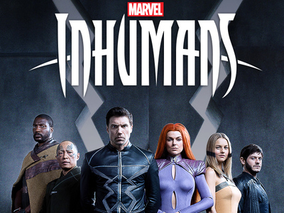 Marvel's Inhumans tv show photo