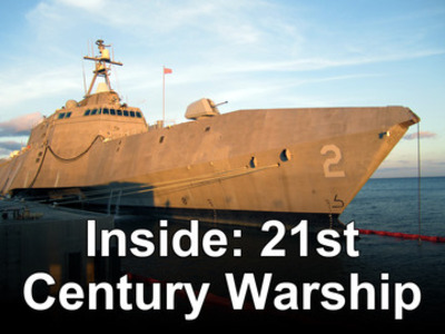 Inside: 21st Century Warship tv show photo