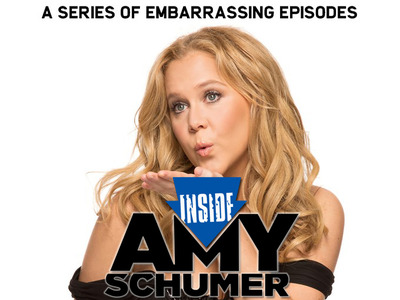 Inside Amy Schumer tv show photo