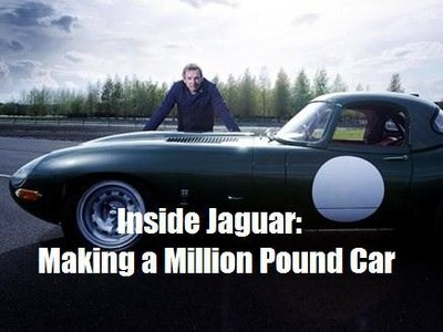 Inside Jaguar, The Car Money Can't Buy (UK)