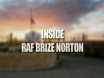 Inside RAF Brize Norton (UK) tv show photo