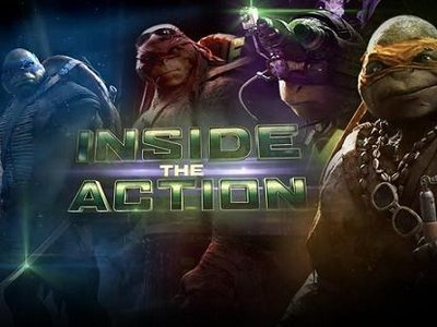Inside the Action: The Teenage Mutant Ninja Turtles Movie Special