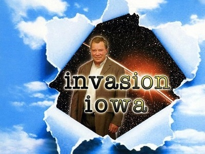 Invasion Iowa tv show photo