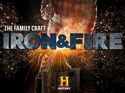 Iron & Fire tv show photo