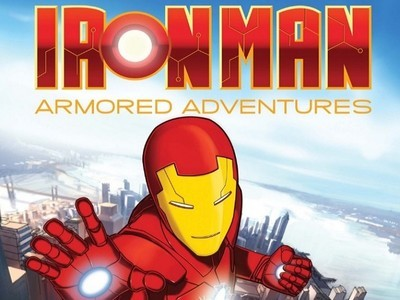Iron Man: Armored Adventures tv show photo