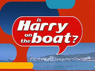 Is Harry On The Boat (UK)