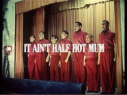 It Ain't Half Hot Mum (UK) tv show photo