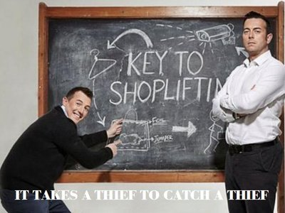It Takes a Thief to Catch a Thief (UK) tv show photo