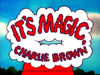 It's Magic, Charlie Brown tv show photo