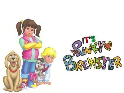 It's Punky Brewster tv show photo