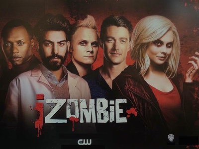 iZombie tv show photo