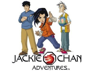 Jackie Chan Adventures tv show photo