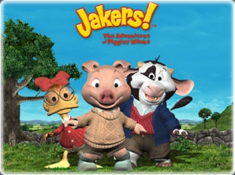 Jakers! The Adventures of Piggley Winks tv show photo