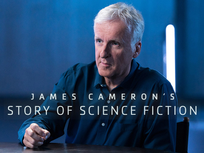 James Cameron's Story of Science Fiction tv show photo