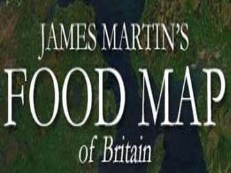 James Martin's Food Map of Britain (UK) tv show photo