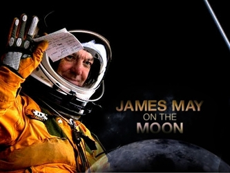 James May On The Moon (UK) tv show photo