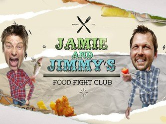 Jamie and Jimmy's Food Fight Club (UK) tv show photo