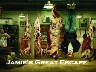 Jamie's Great Escape (UK)