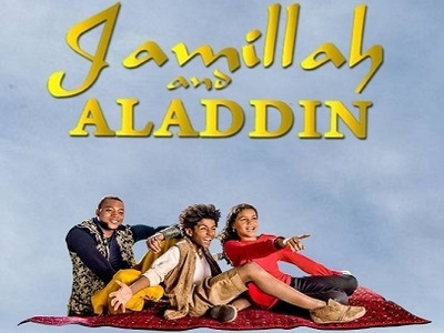 Jamillah and Aladdin tv show photo