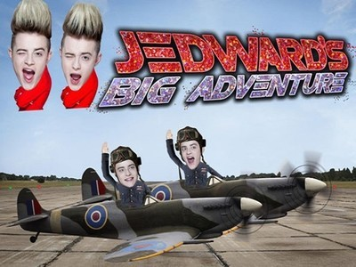 Jedward's Big Adventure (UK)