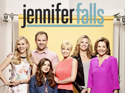 Jennifer Falls tv show photo