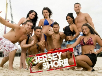 Jersey Shore tv show photo