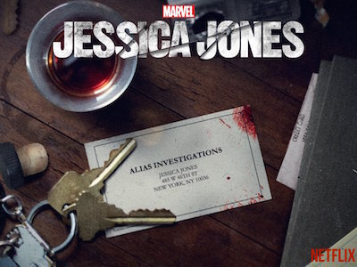 Marvel's Jessica Jones tv show photo