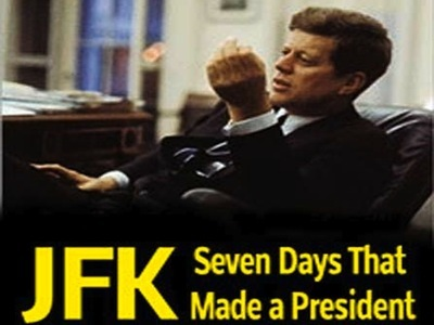 JFK: Seven Days That Made a President (UK)
