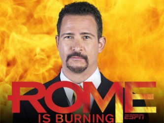 Jim Rome is Burning tv show photo