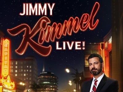 Jimmy Kimmel Live tv show photo