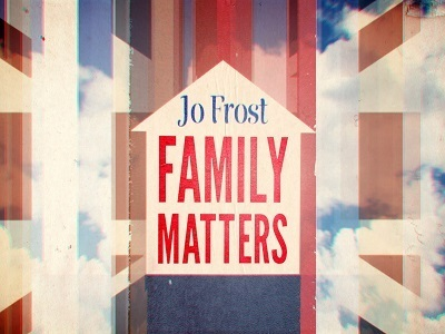 Jo Frost Family Matters (UK) tv show photo