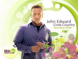 John Edward Cross Country tv show photo