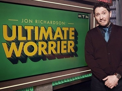 Jon Richardson: Ultimate Worrier (UK)