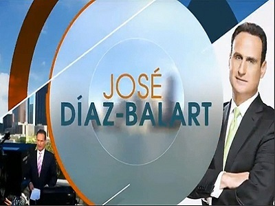 José Díaz-Balart tv show photo
