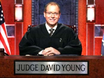 from Roman judge david tv judge gay