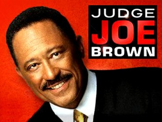 Judge Joe Brown tv show photo