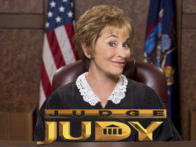 Judge Judy tv show photo