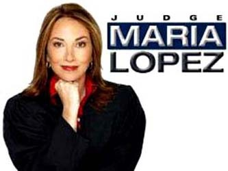 Judge Maria Lopez tv show photo