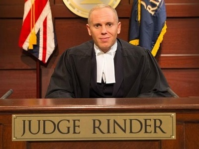 Judge Rinder (UK) tv show photo