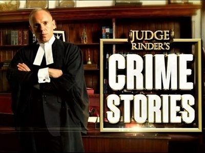 Judge Rinder's Crime Stories tv show photo