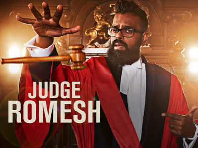 Judge Romesh (UK)