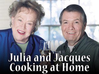 Julia And Jacques Cooking At Home tv show photo