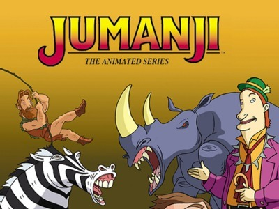 Jumanji tv show photo