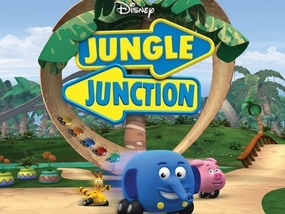 Jungle Junction (UK) tv show photo
