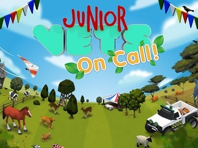 Junior Vets On Call tv show photo