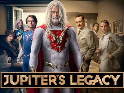 Jupiter's Legacy tv show photo