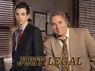 Just Legal tv show photo