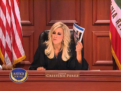 Justice for All with Judge Cristina Pérez