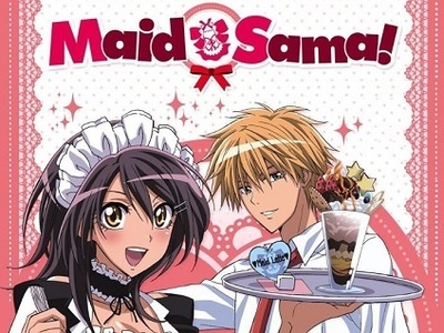 Kaichou wa Maid-sama! tv show photo