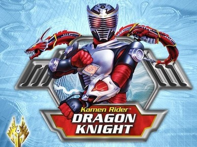 Kamen Rider Dragon Knight tv show photo